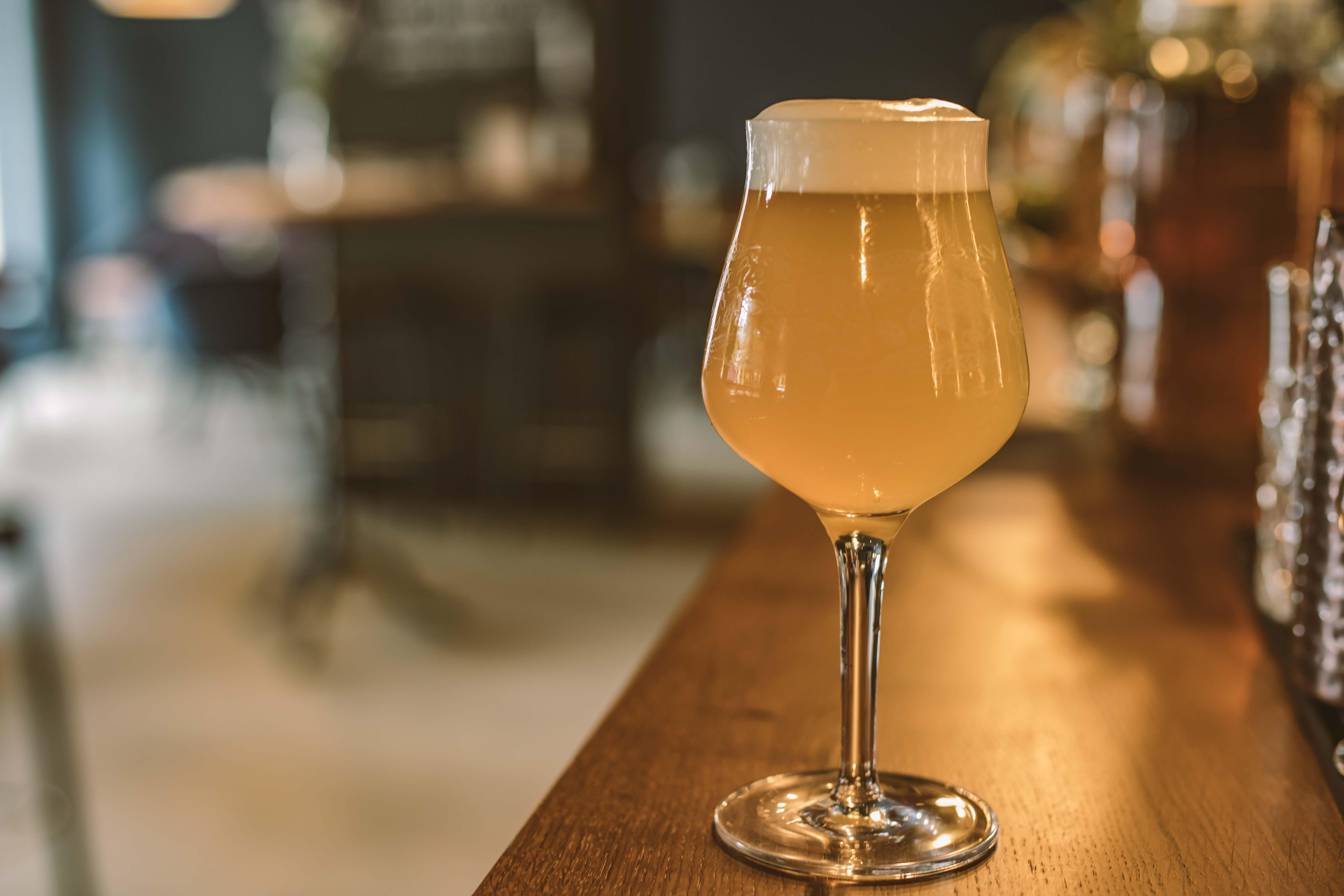 Hoegaarden Bier